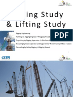 Sample Lifting Plan and Rigging Study | Elevator | Crane ...