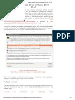 Como Instalar Drivers en Ubuntu 12.04 - 13