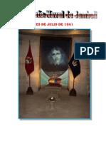 EL COMBATE NAVAL DE JAMBELÍ - 25-JUL-1941