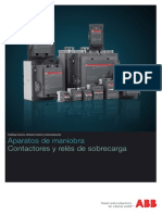 Aparatos de Maniobra.contactores y Reles de Sobrecarga_1TXA100024C0701-0709ABB