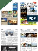"Kuta Weekly-Edition 363 ""Bali's Premier Weekly Newspaper"""