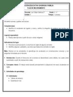 Plan de mejoramiento 4-3 (Inglés - 4º periodo)