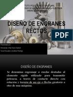 DISEÑO DE ENGRANES