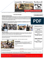 NFPS Newsletter Issue 17, 21st Nov, 2013
