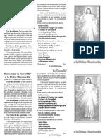 La Coronilla a La Divina Misericordia PDF