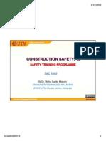 SBC3363-OCW 13 Safety Training Programme [Compatibility Mode]