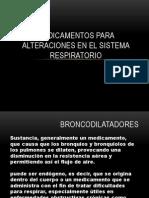 5.- Medicamentos Vias Resp