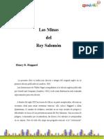 Haggard_H. Rider-Las Minas Del Rey Salomon