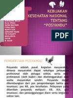 Pp. Kebijakan Kesehatan Nasional