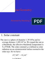 Solar Geometry.pp