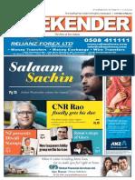 Indian Weekender Issue #112