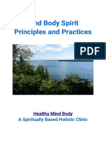 Mind Body Spirit Principles & Practices