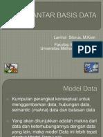 Model Data - Basis Data