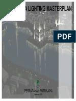 Putrajaya Lighting Masterplan