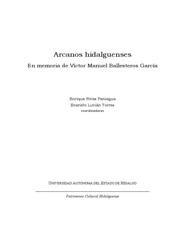 Arcanos Hidalguenses