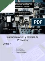 Presentación 7 Sistemas de Control