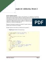 Struts2 - Ejemplo de validación.pdf