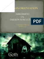 Fashion Orientation
