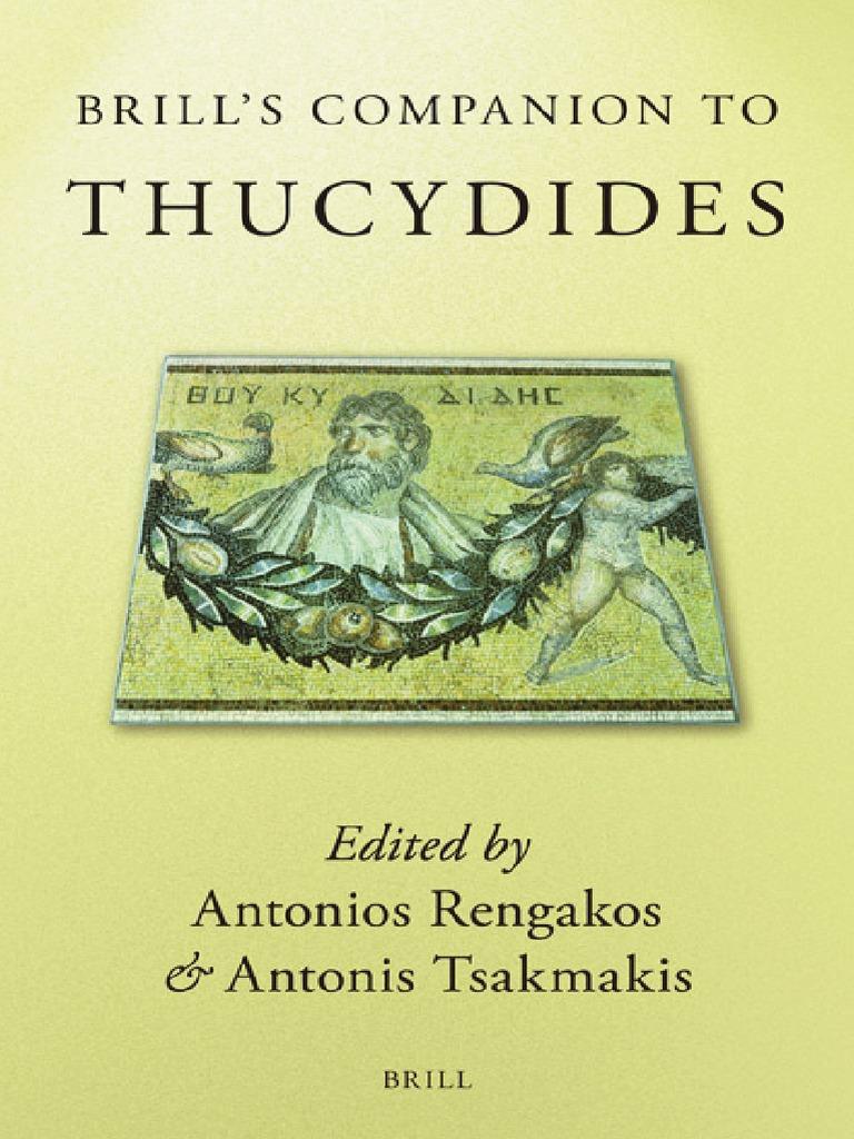 logos epitaphios thucydides biography