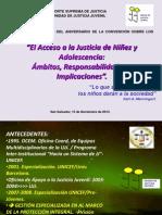 Presentación UJJ en Foro 15112013