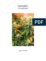 Cannabis - A Compilation (08-15-2009)