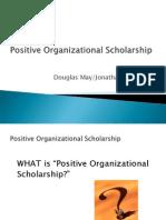 DMay Sundberg Positive Org Scholarship Final