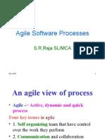 Agile Process Class