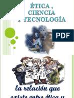 Ética, Ciencia y Tecnología 2013