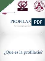 FARMACOLOGIA Profilaxis CICS UST OPTO.pptx
