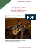 La Guitarra El instrumento de Los Pueblos ( Revisado Por el Autor )
