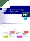 Twitter API Sentiment Analysis
