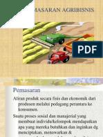 PPT PEMASARAN AGRIBISNIS