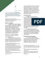 economics of caregiving-future of health care think tank copy