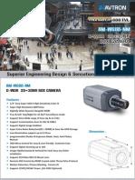 Avtron Box Mount Camera AM-W608-NM