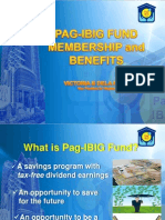 Updates on Pag-ibig