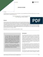 Opinion Paper Quo Vadis - EFSA