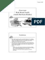 Auditing Risk Based Audit