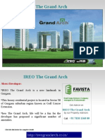 Ireo Grand Arch | IREO The Grand Arch  Sector 58 Gurgaon