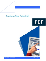 PR_Trainers Guide_Create a New Price List