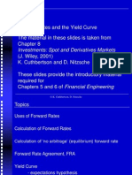 Chp05a Forward Rates and Yield Curve