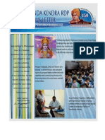 VKRDP Monthly Report October 2013