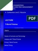 Chp06 T-Bond Futures