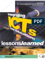ict integrating education