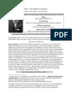 Maurice Ravel, Bolero, Brain Injury, Music, Coping With Stress