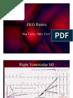 ECG ECG Basics Presentation