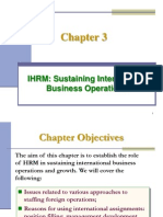 Chapter 3 IHRM New