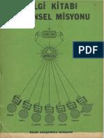Kitap 57-Bilgi Kitabı Evrensel Misyonu