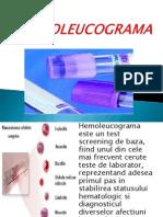 Hemo Leuco Grama