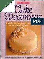NA - The Merehurst Cake Decorator