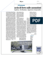 Rassegna Stampa 22.11.2013